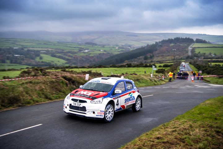 Quality Hotel West Cork Rally