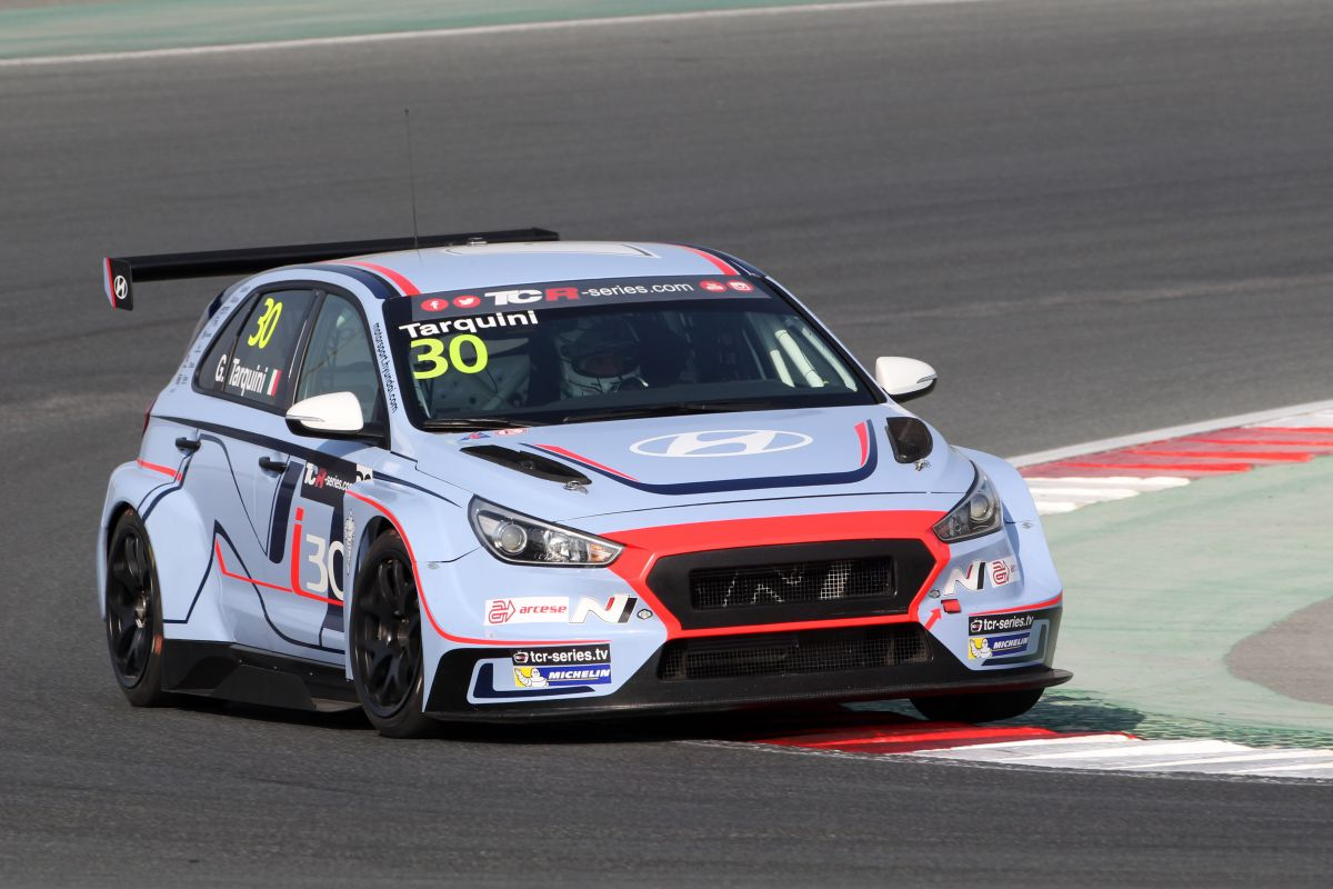 Want to race in TCR UK with Spencer Sport?