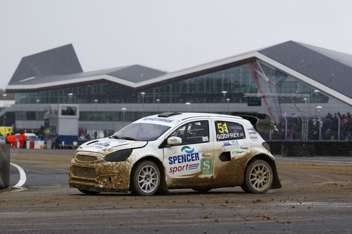 Spencer Sport's British Rallycross title showdown!
